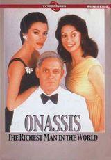 Affiche Onassis, l'homme le plus riche du monde