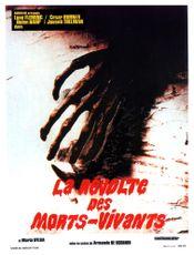 Affiche La révolte des morts-vivants