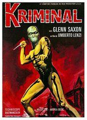 Affiche Kriminal