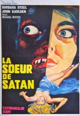 Affiche La Sœur de Satan