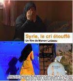 Affiche Syrie, le cri étouffé