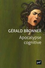 Couverture Apocalypse cognitive