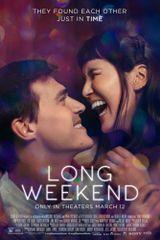 Affiche Long Weekend