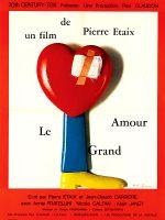 Affiche Le Grand Amour
