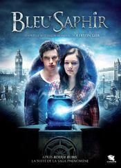 Affiche Bleu Saphir