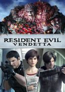 Affiche Resident Evil: Vendetta