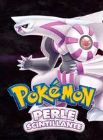 Jaquette Pokémon Perle Scintillante