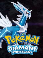Jaquette Pokémon Diamant Étincelant