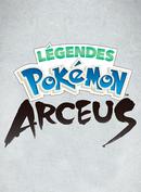 Jaquette Légendes Pokémon : Arceus