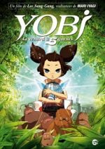 Affiche Yobi, le renard à cinq queues