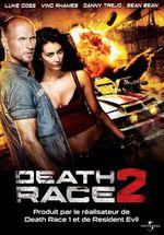 Affiche Death Race 2