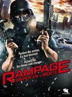 Affiche Rampage : Sniper en liberté