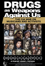 Affiche Drugs as Weapons Against Us