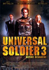 Affiche Universal Soldier 3 : Ultime Revanche