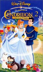 Affiche Cendrillon 2 : Une vie de princesse