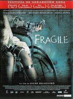 Affiche Fragile