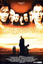 Affiche Infernal Affairs III