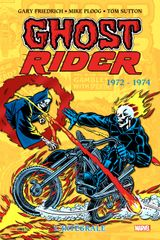 Couverture 1972-1974 - Ghost Rider : L'intégrale,  tome 1