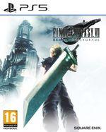 Jaquette Final Fantasy VII: Remake Intergrade