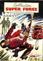 Couverture Super Force, Album n°4