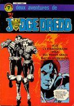 Couverture Deux aventures de Judge Dredd