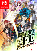 Jaquette Tokyo Mirage Sessions ♯FE Encore
