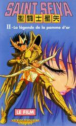 Affiche Les Chevaliers du Zodiaque : Éris - La Légende de la Pomme d'or