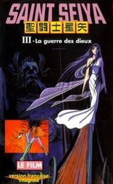 Affiche Les Chevaliers du Zodiaque : La Guerre des Dieux
