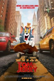 Affiche Tom & Jerry