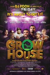 Affiche Grow House