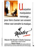 Affiche Il Maestro