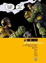 Couverture Judge Dredd: The Complete Case Files Volume 32
