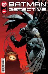Couverture Batman: The Detective