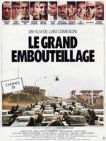 Affiche Le Grand Embouteillage