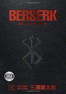 Couverture Berserk Deluxe Edition - Volume 4