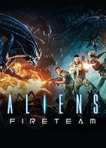 Jaquette Aliens : Fireteam