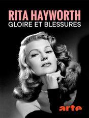 Affiche Rita Hayworth : Gloire et blessures