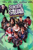 Affiche Suicide Squad : Extended Cut