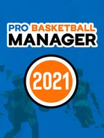 Jaquette Pro Basketball Manager 2021
