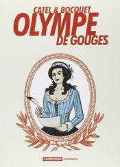 Couverture Olympe de Gouges