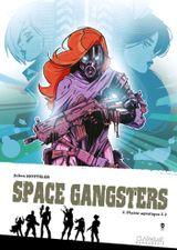 Couverture Plaisir aquatique 2/2 - Space Gangsters, tome 2