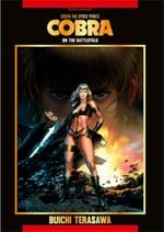 Couverture On the Battlefield - Cobra The Space Pirate (Isan Manga), tome 7