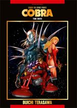 Couverture Time Drive - Cobra The Space Pirate (Isan Manga), tome 6