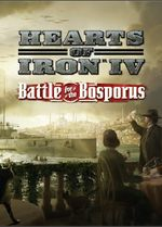 Jaquette Hearts of Iron IV: Battle for the Bosporus