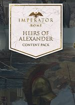 Jaquette Imperator: Rome - Heirs of Alexander