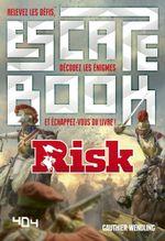 Couverture Escape book - RISK