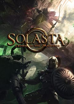 Jaquette Solasta: Crown of the Magister