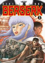 Couverture Berserk, tome 5