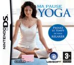 Jaquette Ma pause yoga