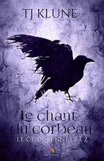 Couverture Le Chant du corbeau